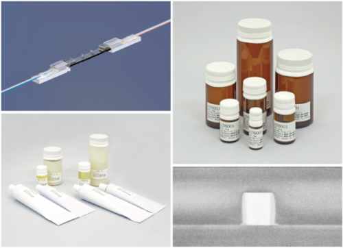 Optical Adhesives and Resins  |代理產品|光纖應用|NTT-AT